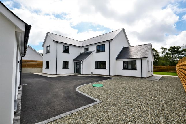 Thumbnail Detached house for sale in Ashmoor Gardens, Houghton, Milford Haven