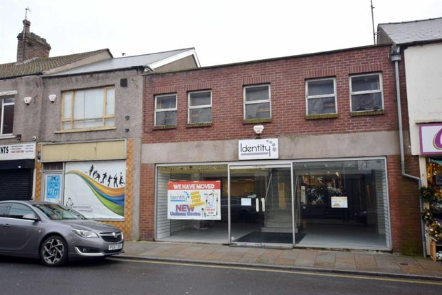 Thumbnail Commercial property for sale in Cavendish Street, Barrow-In-Furness