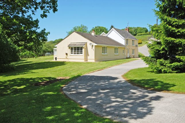 Thumbnail Country house for sale in Clarbeston Road, New Moat, Pembrokeshire