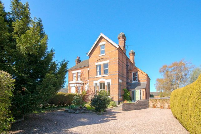Thumbnail Semi-detached house for sale in Stewart Street, Crewe
