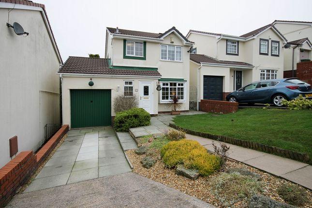 Thumbnail Detached house for sale in Brockenhurst Drive, Harwood, Bolton