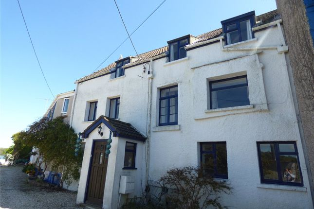 Thumbnail Terraced house for sale in Lanyards, Pembroke Ferry, Pembroke Dock