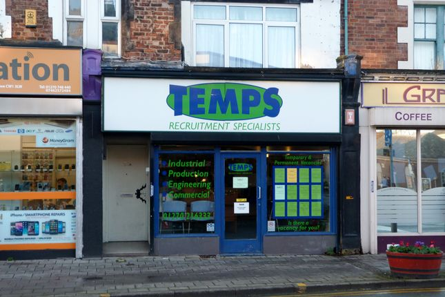 Thumbnail Land to rent in Market Street, Crewe