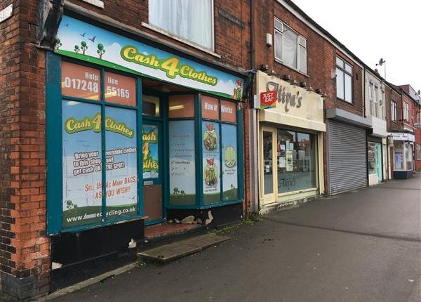 Commercial property to let in Doncaster Road, Scunthorpe