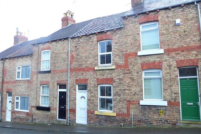 Thumbnail Terraced house to rent in Lickley Street, Ripon