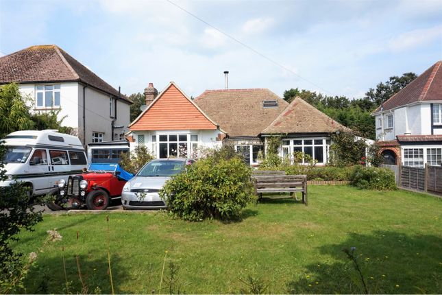 Thumbnail Detached bungalow for sale in Cooden Drive, Bexhill-On-Sea