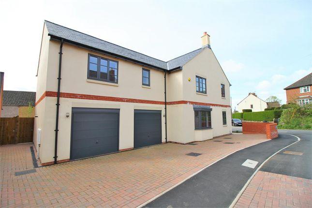 Thumbnail Detached house for sale in Manor Road, Donington Le Heath, Coalville
