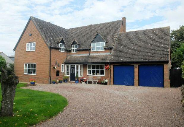 Thumbnail Detached house for sale in Beach Lane, Bromsberrow Heath, Ledbury