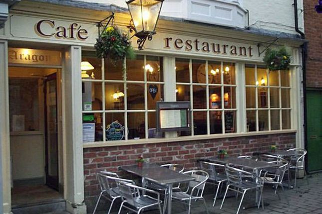 Thumbnail Leisure/hospitality for sale in Church Street, Ludlow