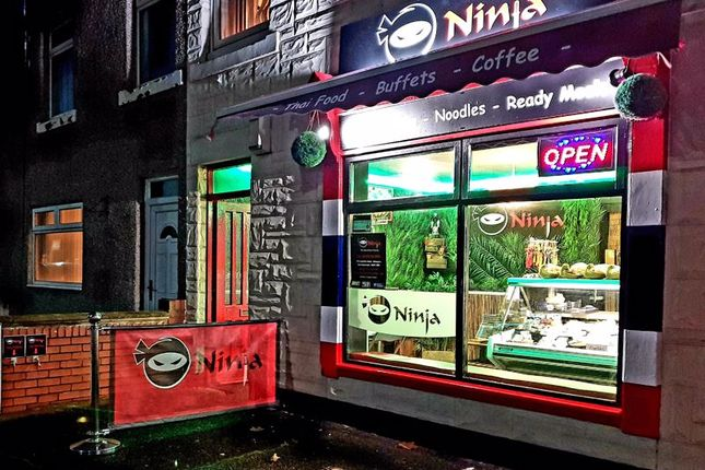 Thumbnail Restaurant/cafe for sale in Ninja Thai Food, 152 Hawthorn Road, Ashington