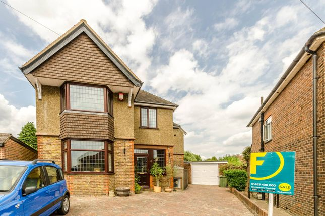 Thumbnail Detached house for sale in Manor Gardens, Guildford