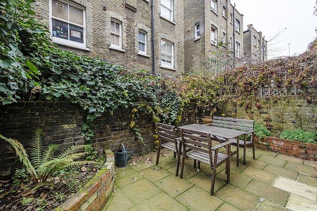 Garden-Patio of Buer Road, London SW6