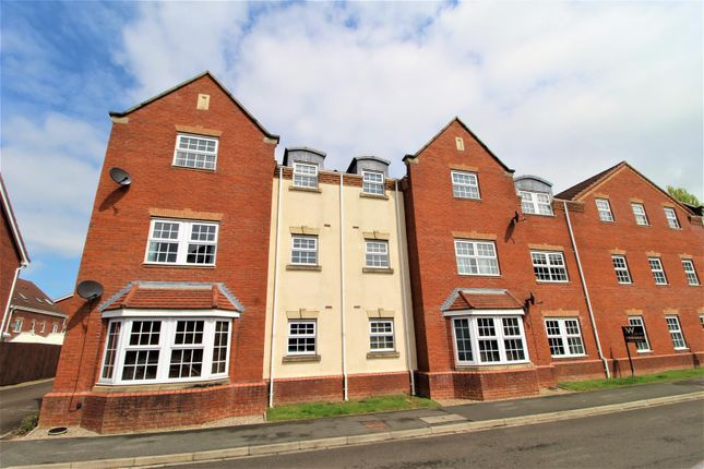 Thumbnail Flat to rent in Ainderby Gardens, Northallerton