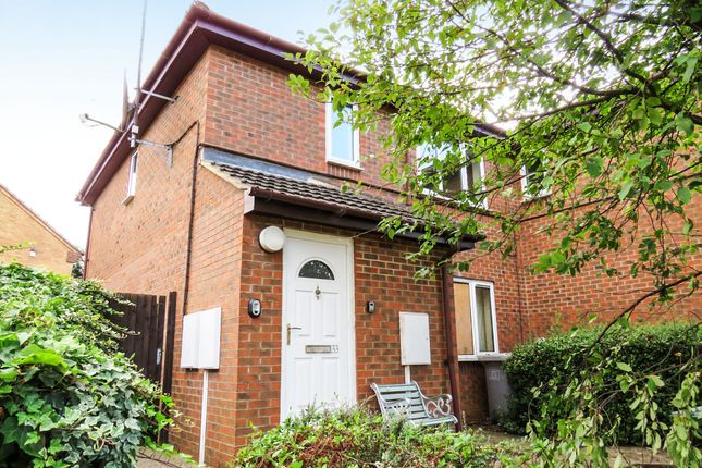 Thumbnail Flat for sale in Spring Rise, Kettering