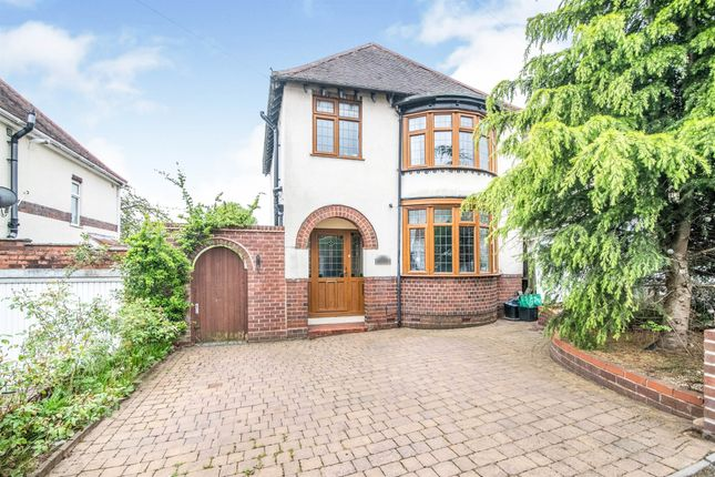 Thumbnail Detached house for sale in The Parade, Dudley