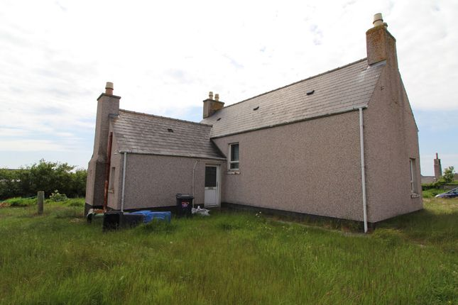 Rear Aspect of 8A Swordale, Isle Of Lewis HS2