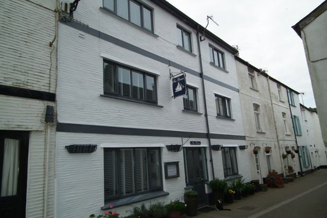 Thumbnail Terraced house for sale in Lower Chapel Street, East Looe, Cornwall