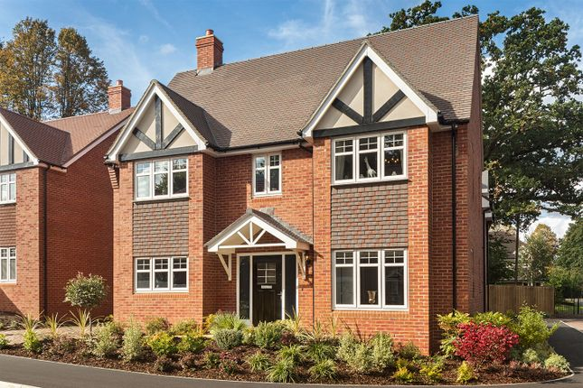 "Thumbnail Detached house for sale in ""The Highgrove"" at Lower Road, Chalfont St. Peter, Gerrards Cross"