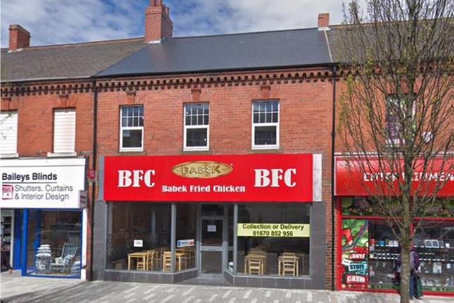 Thumbnail Retail premises to let in Station Road, Ashington