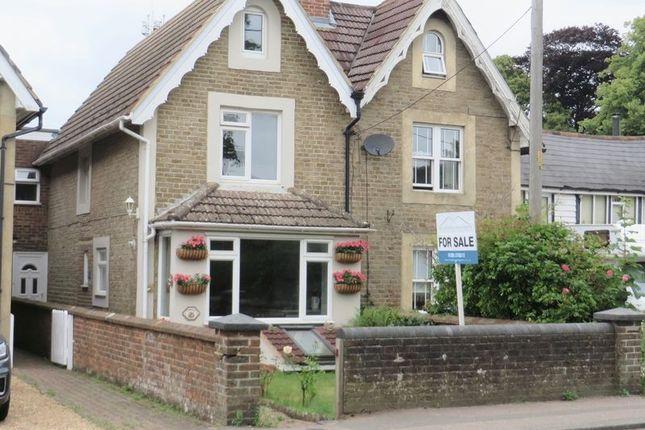 Thumbnail Terraced house for sale in High Street, Handcross, Haywards Heath