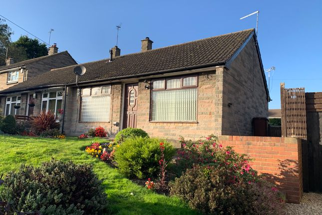 Thumbnail Semi-detached bungalow to rent in High Street, Woolley, Wakefield