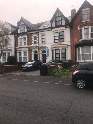 Thumbnail Flat to rent in Woodstock Road, Moseley, 1 Bedroom Apartment