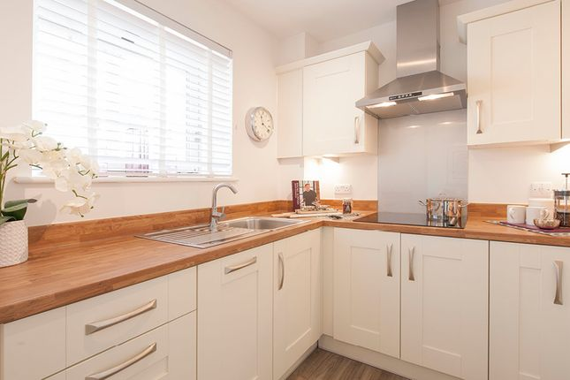 Thumbnail Flat for sale in Hammond Way, Cirencester
