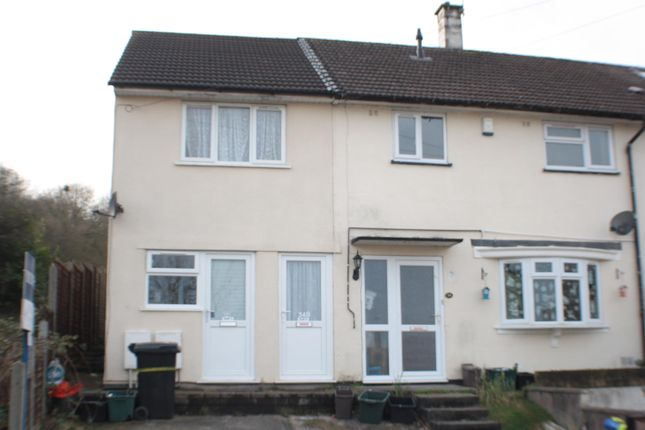Thumbnail Flat for sale in Mellent Avenue, Hartcliffe, Bristol
