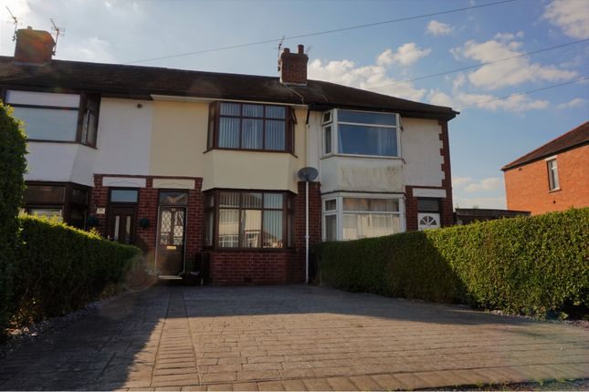 Thumbnail Terraced house for sale in Windermere Road, Shrewsbury