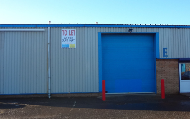 Thumbnail Warehouse to let in Unit E Pitreavie Business Park, Pitreavie Industrial Estate, Dunfermline