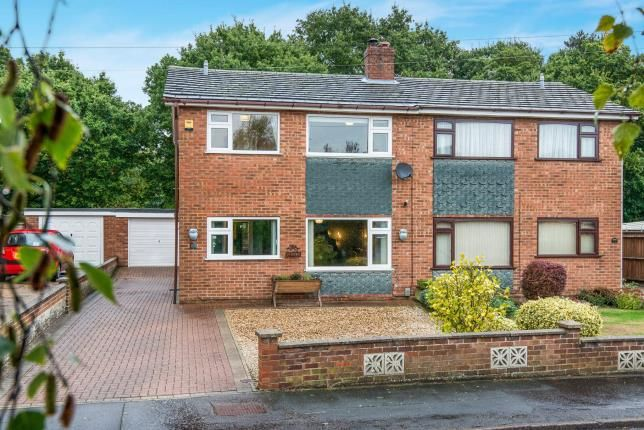 3 bed semi-detached house for sale in Norwich, Norfolk