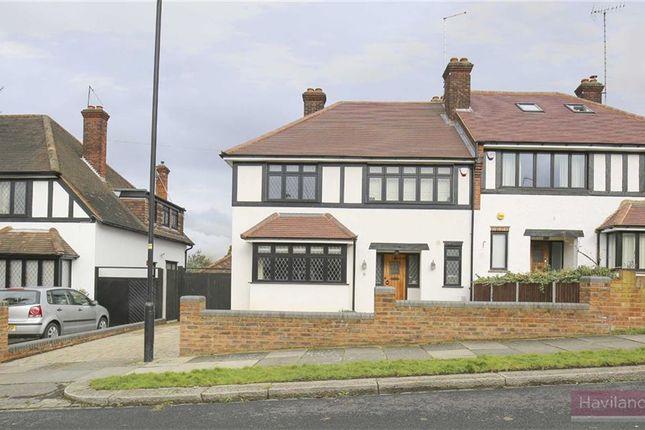 Thumbnail Property for sale in Broadfields Avenue, London