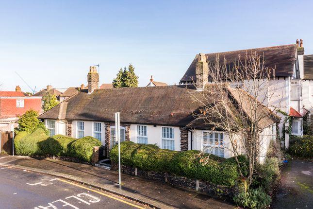 Thumbnail Detached bungalow for sale in Blake Road, Croydon, Surrey