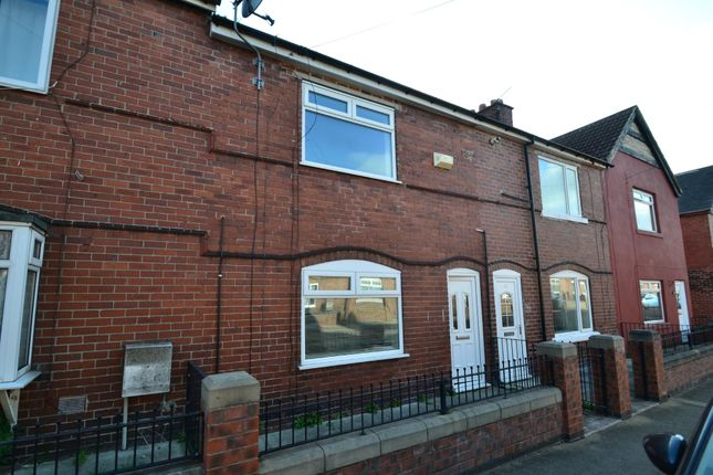 Thumbnail Terraced house to rent in Cambridge Street, South Elmsall, Pontefract