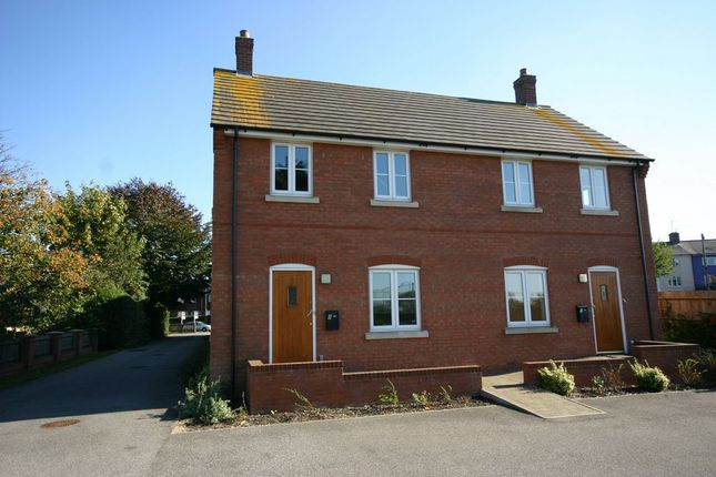 Thumbnail Semi-detached house to rent in New Cheveley Road, Newmarket