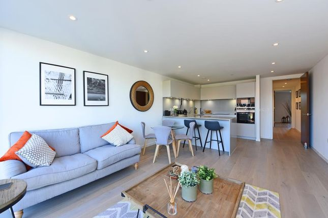 Thumbnail Flat for sale in Marrick Close, Upper Richmond Road, London