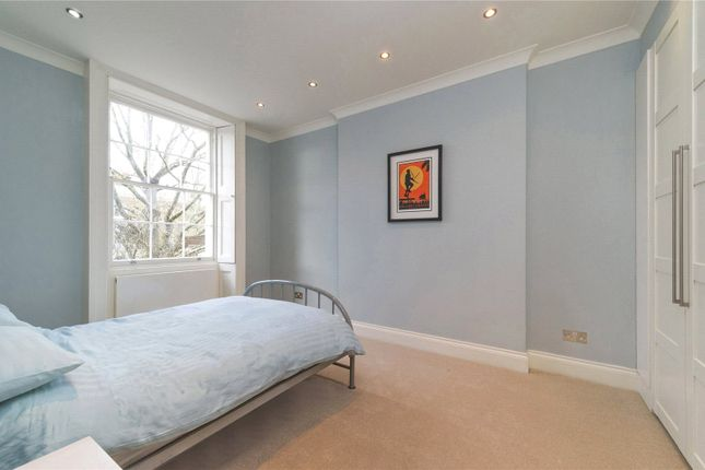 Bedroom of St. Johns Wood Road, London NW8