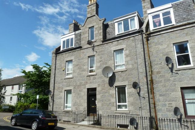 Thumbnail Flat to rent in Ferryhill Terrace, Top Right
