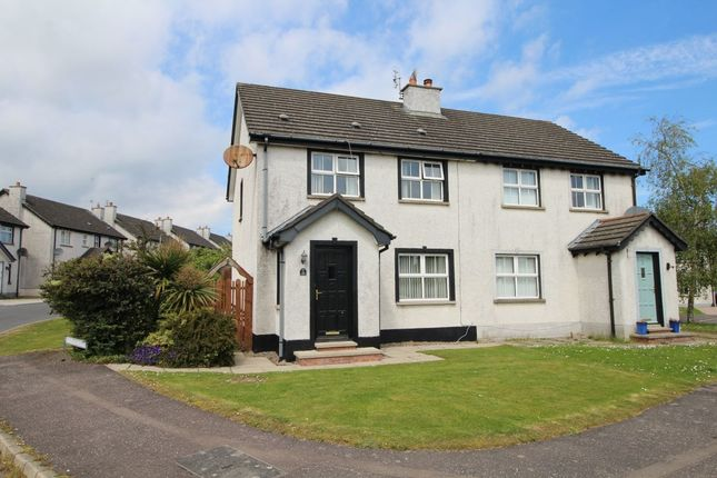 Thumbnail Semi-detached house for sale in Cairndore Park, Newtownards