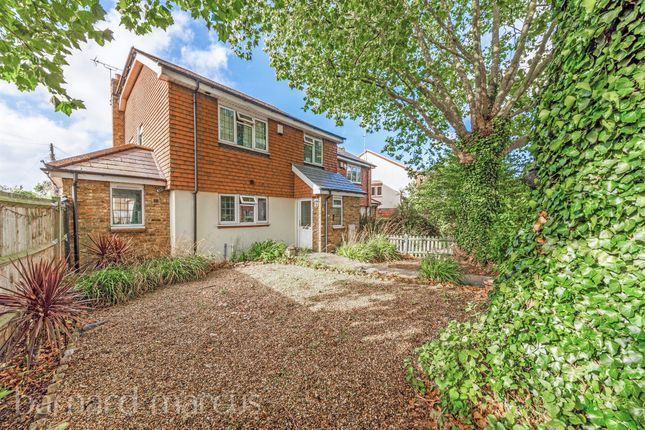 Thumbnail Semi-detached house for sale in Nightingale Cottages, Epsom Road, Epsom