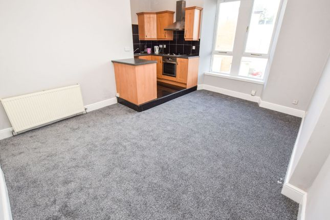 Lounge / Kitchen of 10 Station Road, Glasgow G72
