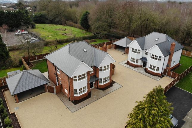 Thumbnail Detached house for sale in Ipswich Road, Colchester, Essex