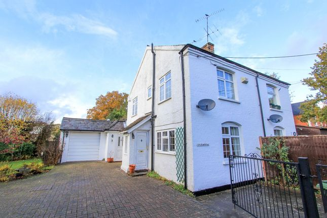 Thumbnail Semi-detached house for sale in Broadway Road, Windlesham