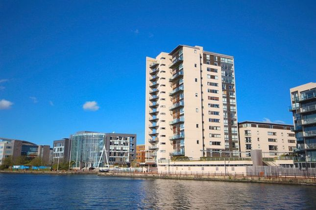 2 bed flat for sale in Falcon Drive, Cardiff
