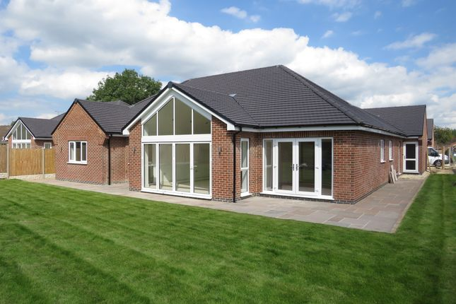 Thumbnail Detached bungalow for sale in Adams Way, Marton, Gainsborough
