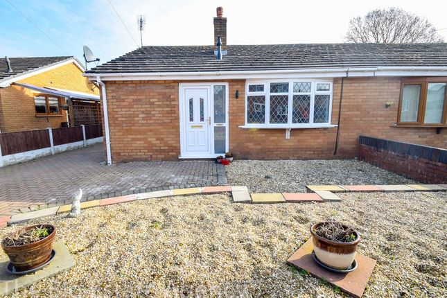 Thumbnail Bungalow to rent in Nant Road, Connah's Quay, Deeside