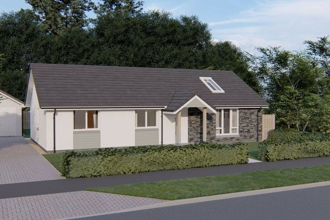 Thumbnail Bungalow for sale in Alyth, Blairgowrie