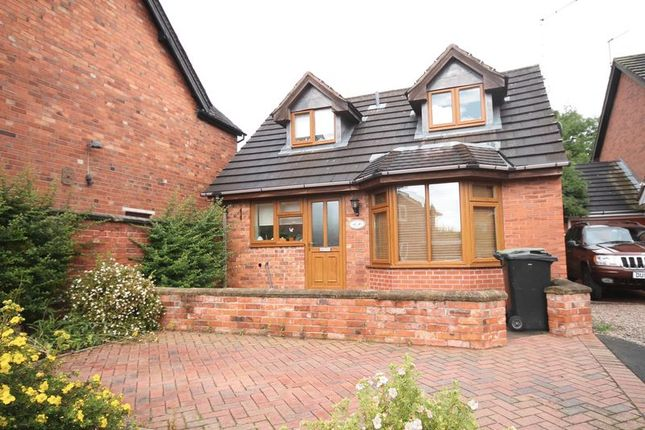 Thumbnail Detached house to rent in Clive Gardens, Market Drayton