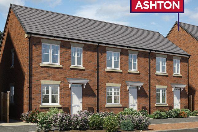 The Ashton CGI of Paper Mill Road, Cardiff CF11