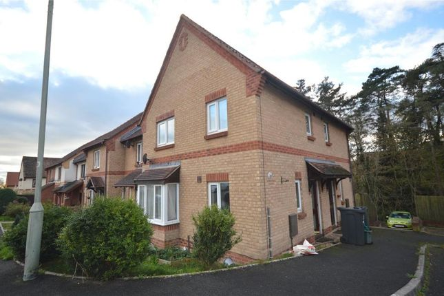 2 bed end terrace house to rent in Wordsworth Close, Exmouth EX8